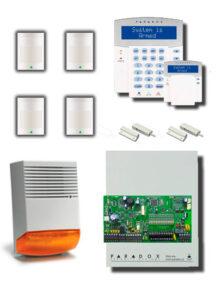 Συστήματα Συναγερμού Norma Telecom
